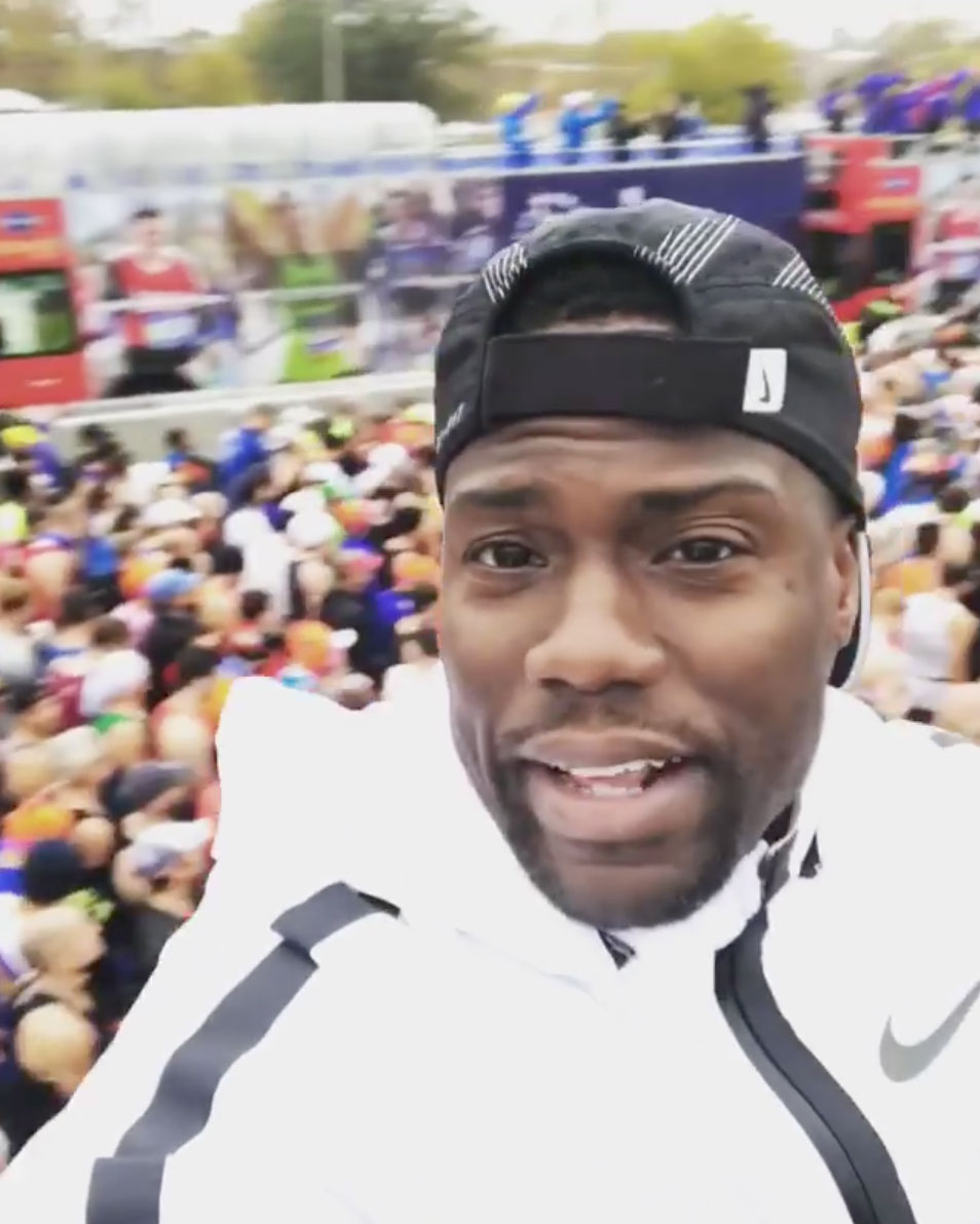 Kevin Hart Is Taking Over Hq Trivia To Give One Lucky Winner 100k Study Up People Nepal24hours Com Integration Through Media